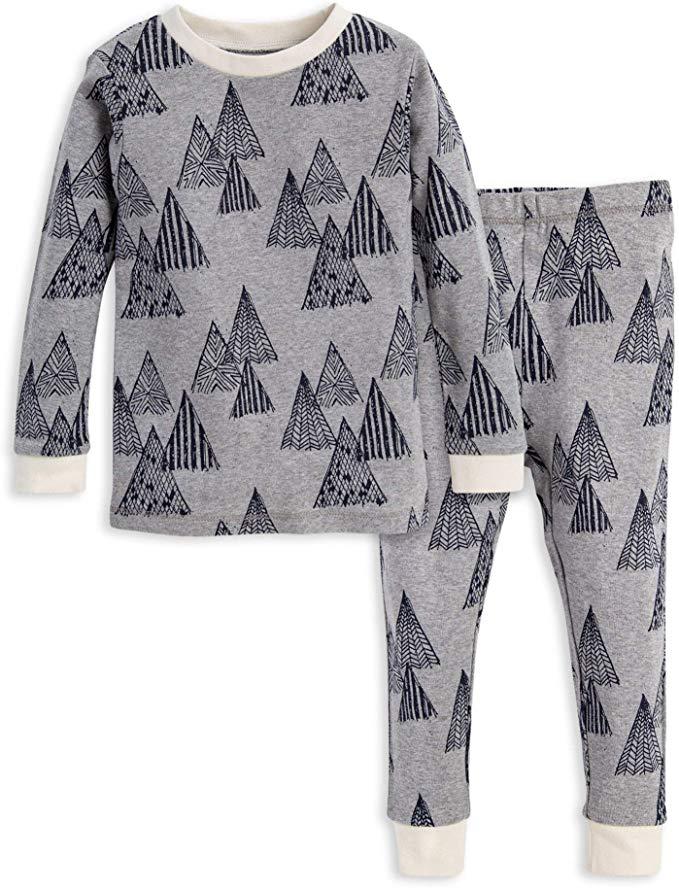 Burt's Bees Baby Pajamas - Penned Peaks.