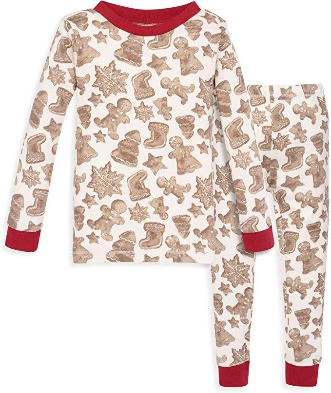 Burt's Bees Pajamas - Gingerbread.