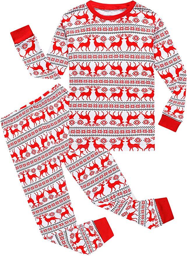 KikizYe Pajamas - Christmas Reindeer.