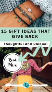 15 gift ideas that give back thoughtful and unique