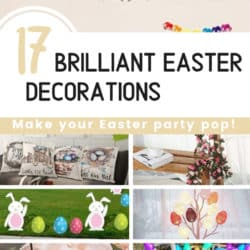 17 brilliant easter decorations make your easter party pop