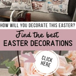 How will you decorate this easter find the best easter decorations