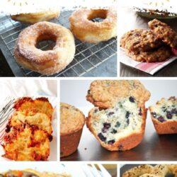 Air fryer breakfast ideas.