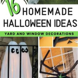 Ideas for making homemade Halloween Decorations