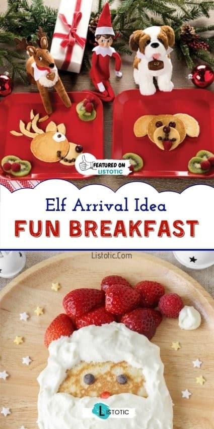 fun Christmas breakfast ideas
