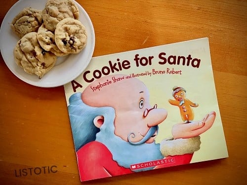 A cookie for Santa Christmas Stories read aloud