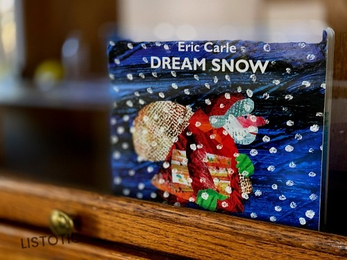 Best Christmas Picture Books Dream Snow