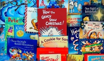 Kids Christmas Picture Books