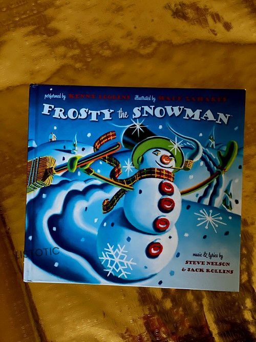 Frosty the snow man Christmas bedtime stories