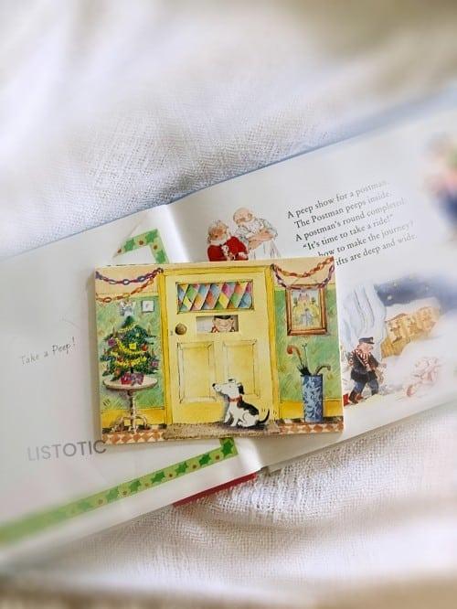 Jolly postman christmas stories read aloud book