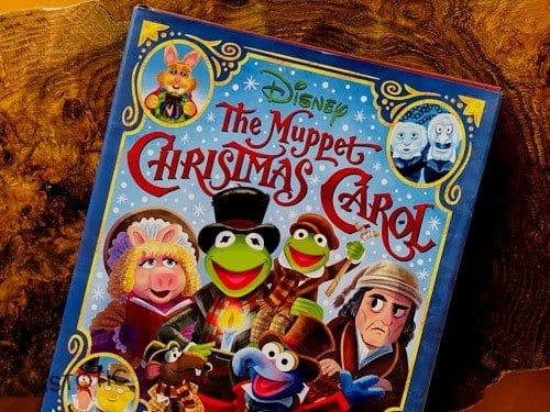 Disney's Muppet Christmas Carol Christmas Bedtime stories