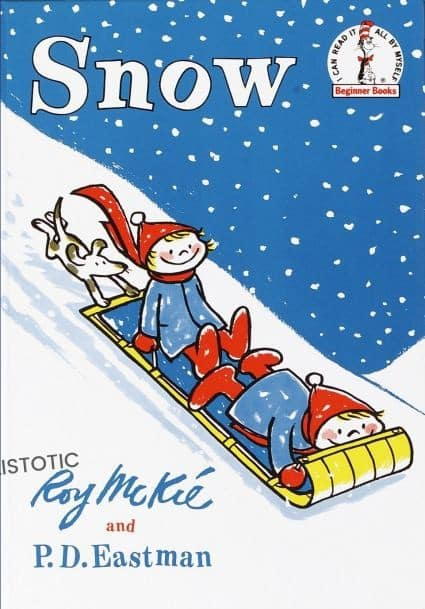 Snow book for Christmas Stories Read Aloud