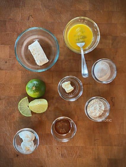 recipe ingredients
