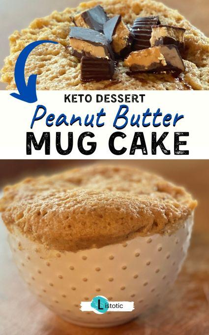Peanut Butter keto dessert recipes