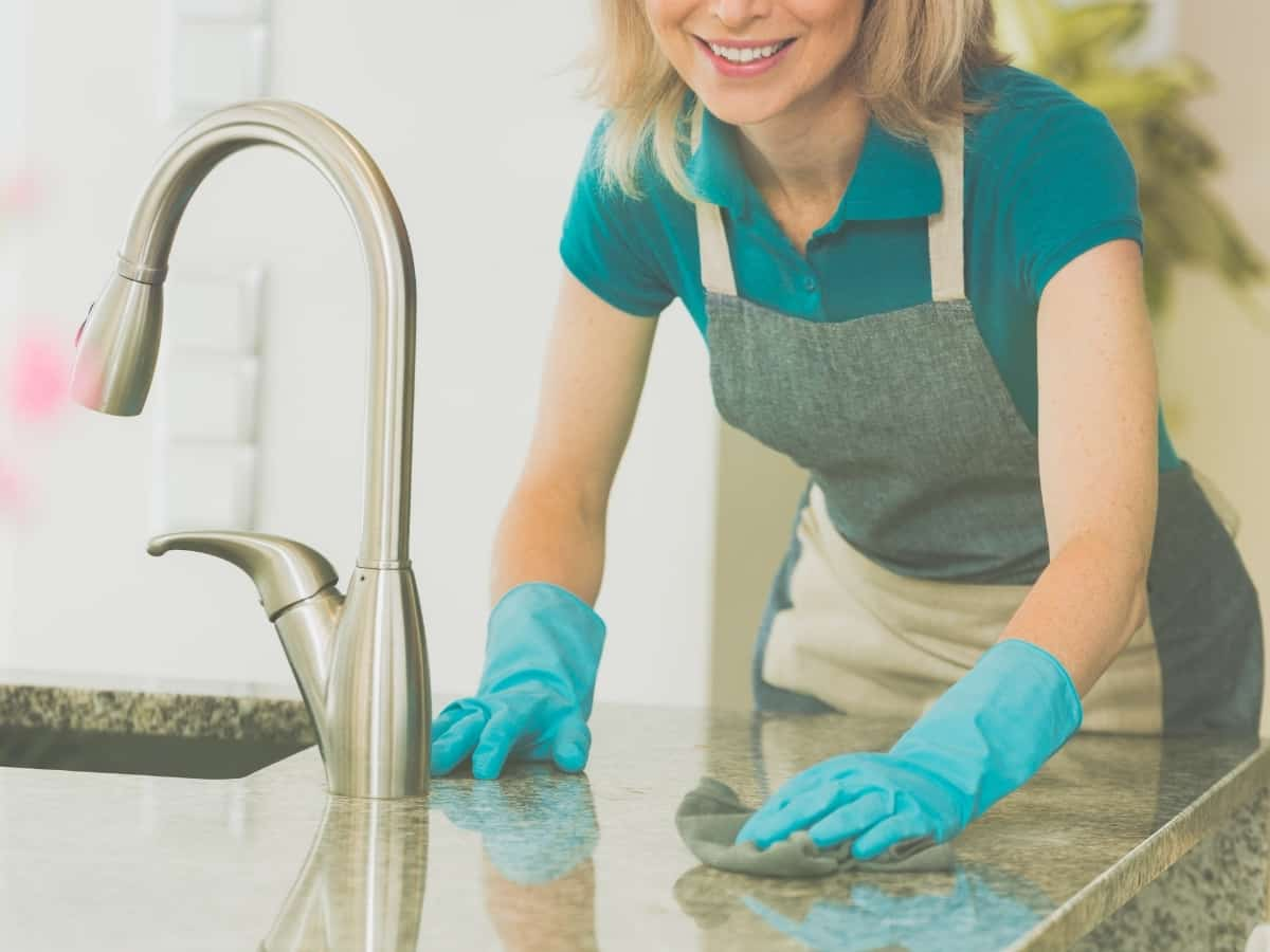 Deep Cleaning Checklist for Places You Forget to Clean ⋆ Listotic