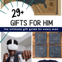 29+ Gifts For Him with the ultimate gift guide for every man and Dad