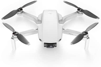 DJI Mavic Mini drone flycam with 30 minute flight time