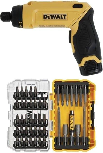 dewalt screwdriver kit Happy Father's day gifts