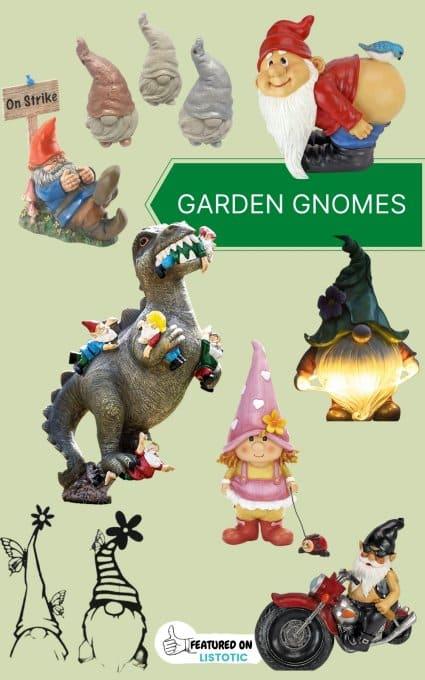 fairy garden gnomes