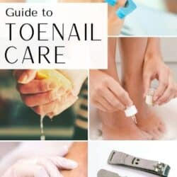 Nail hygiene tips and tricks.