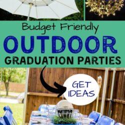 Graduation Party Outdoor Ideas