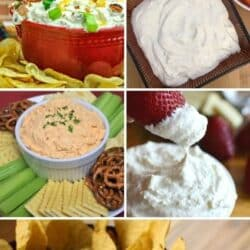 Party foods.