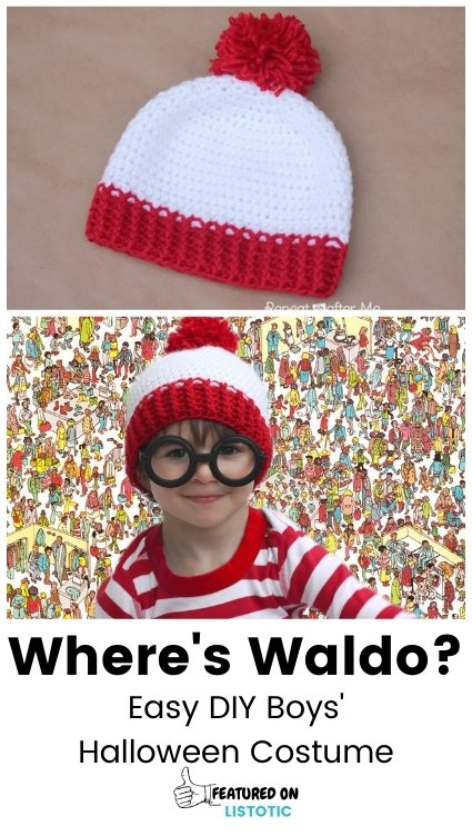 where is waldo outfit for Halloween